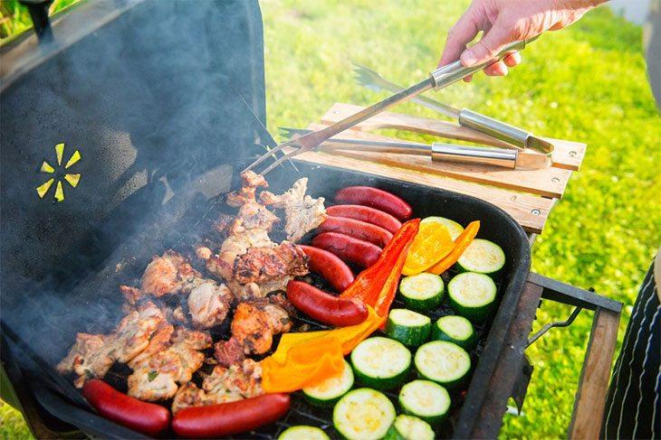 smoker grill amazon