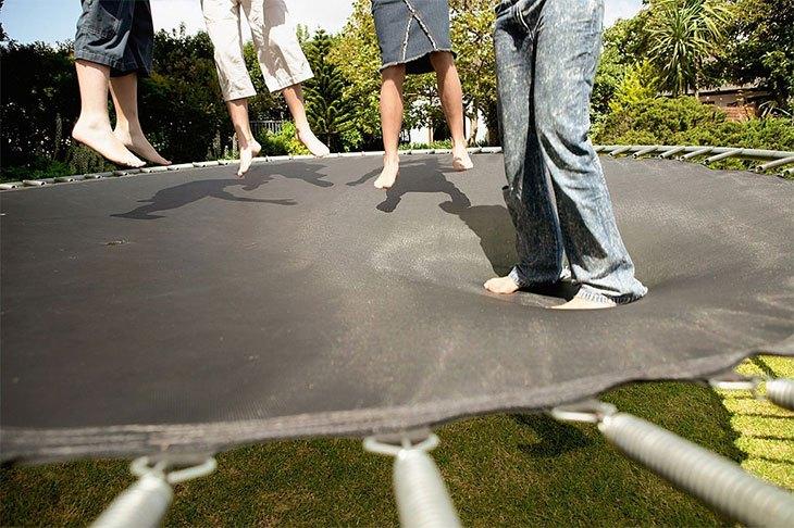trampoline mat for sale