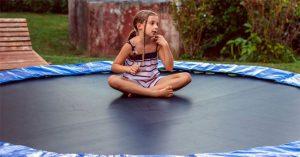 best outdoor and backyard trampoline