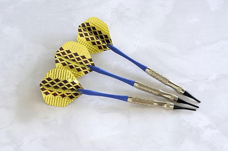 best aluminum dart shafts